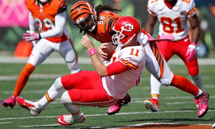 Kansas City Chiefs v Cincinnati Bengals