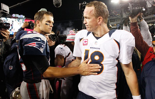 A Rivalry Reviewed: Looking Back On Brady vs Manning - The ...