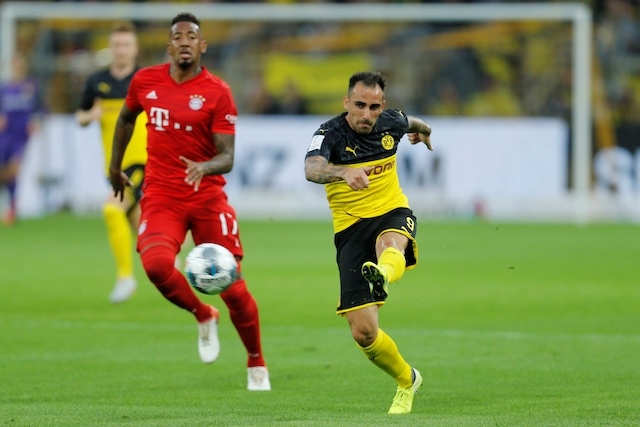 German Super Cup - Borussia Dortmund v Bayern Munich