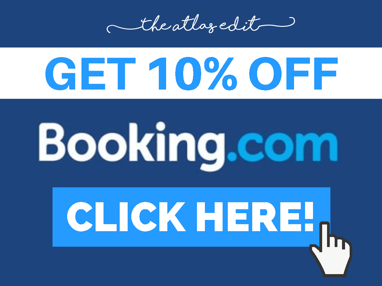 10% off booking.com