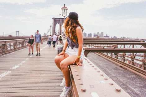 Brooklyn Bridge, NYC