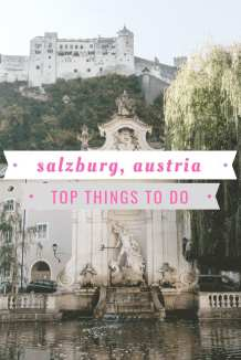 10 Things You Absolutely Need To See in Salzburg
