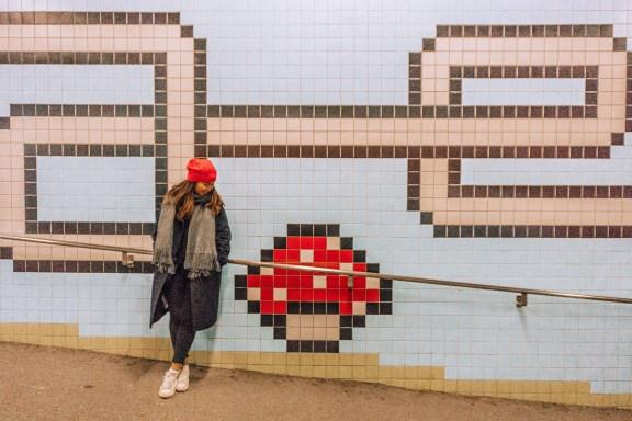 Stockholm Subway Art: Thorildsplan