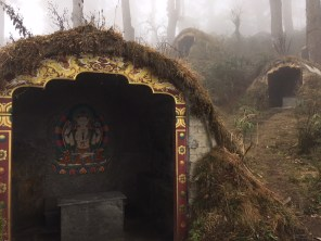 Meditation Caves Dochula