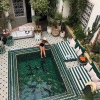 Hotel Review: Riad Yasmine, Marrakesh