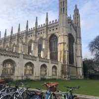 Cambridge: a day trip