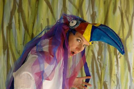 The Magic Bird - MORE Children's Theatre Company