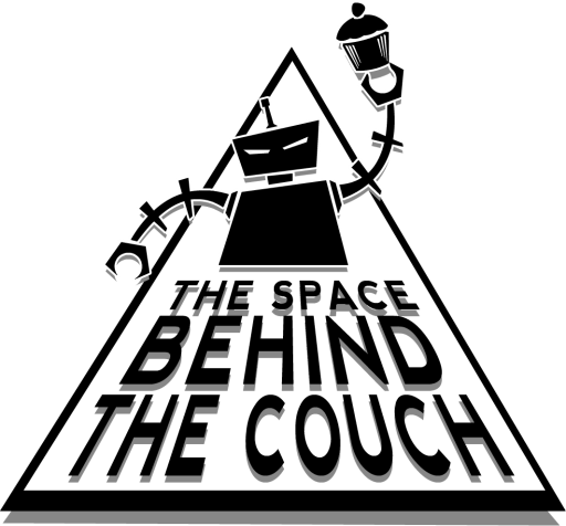 The Space Behind The Couch