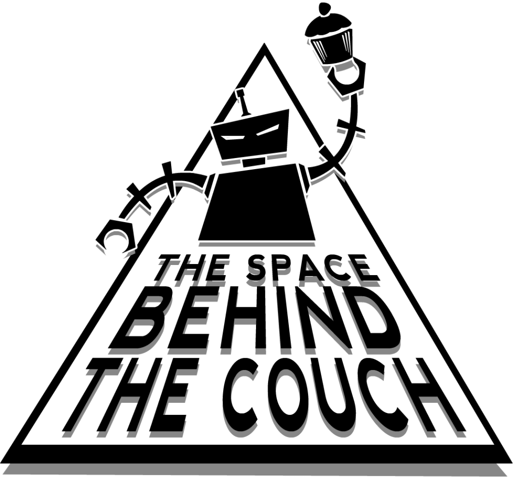 The Space Behind the Couch logo