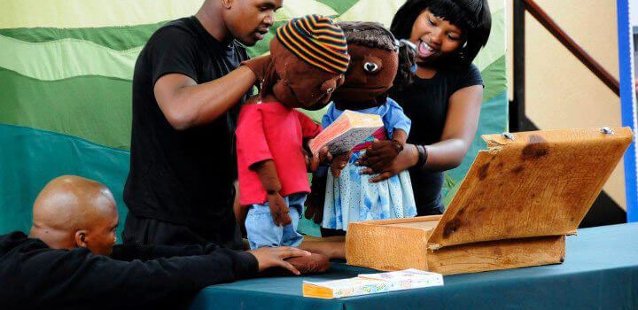 Jabulani and the Book, by Isibane Drama Group