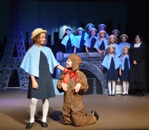 Theatre Bristol's The Adventures of Madeline by Ludwig Bemelmans with Charli Carpenter, Wyatt Rush and the cast. August 26 - September 11