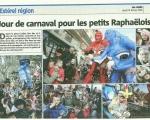 Carnaval St Raphael 2013