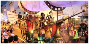 Voyage Intemporel - Création spectacle 2014