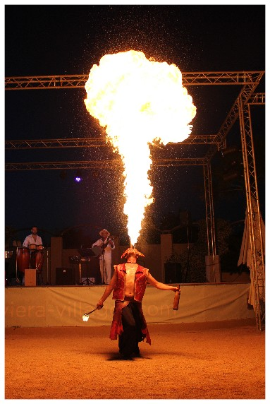 Théâtre de feu
