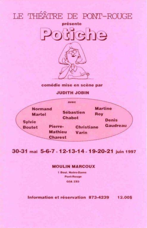 Affiche 1997-1