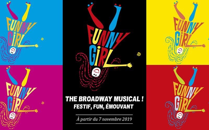 FULL CAST ANNOUNCED FOR THÉÂTRE MARIGNY PRODUCTION OF FUNNY GIRL