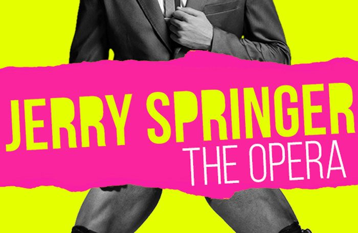JERRY SPRINGER THE OPERA CAST ANNOUNCEMENT