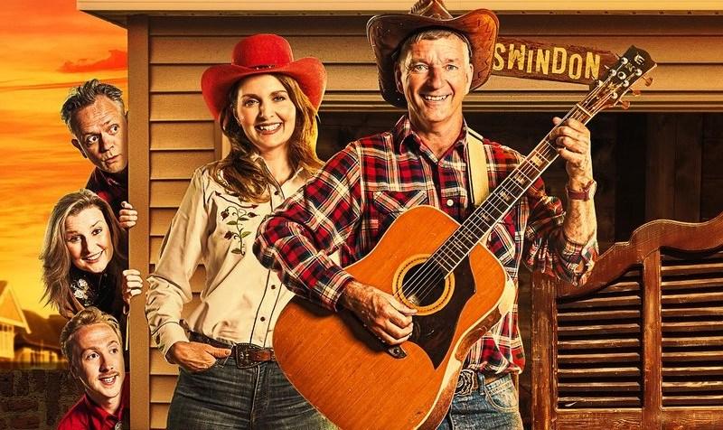 DEBRA STEPHENSON & TONY HAWKS TO STAR IN NEW MUSICAL – MIDLIFE COWBOY