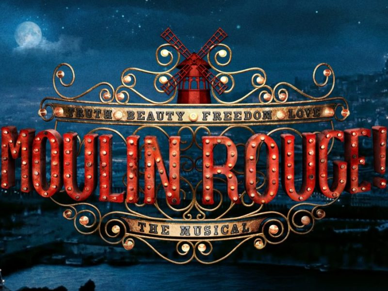 RUMOUR – ROB HOUCHEN & CHRISTINE ALLADO TIPPED TO LEAD WEST END PRODUCTION OF MOULIN ROUGE!