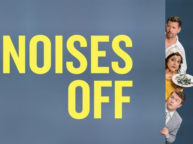 NOISES OFF TO TRANSFER TO WEST END