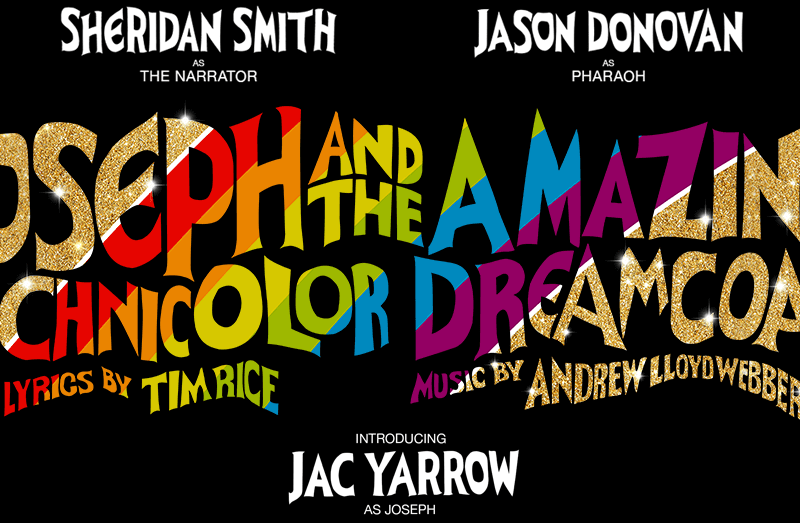 REVIEW – JOSEPH AND THE AMAZING TECHNICOLOR DREAMCOAT – LONDON PALLADIUM