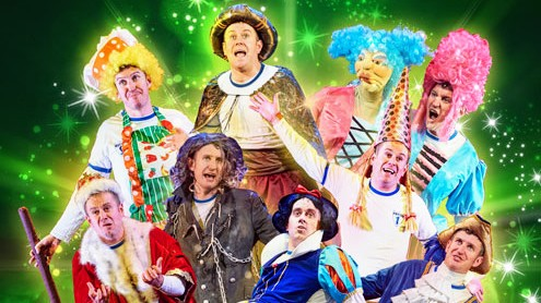 POTTED PANTO ANNOUNCED FOR SOUTHWARK PLAYHOUSE