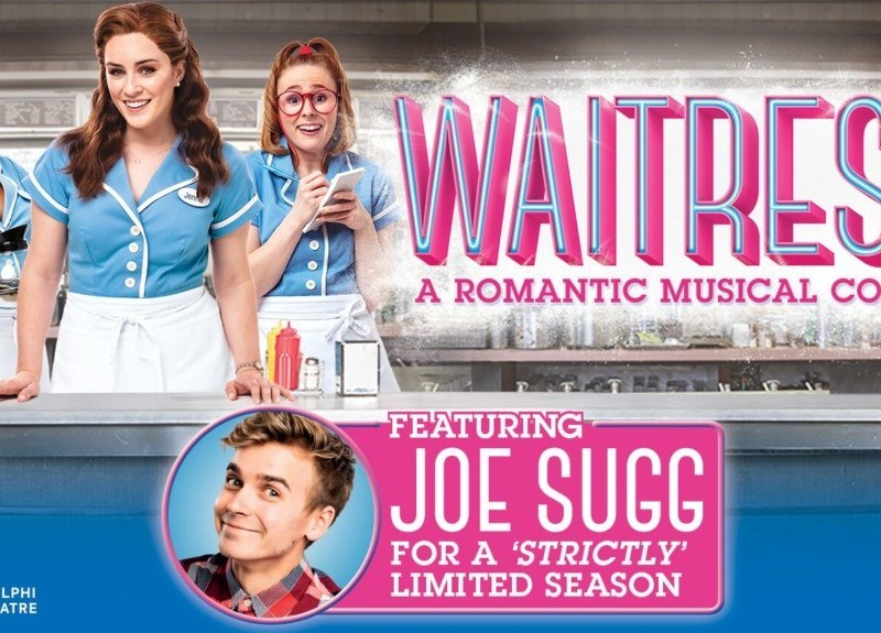 WEST END'S WAITRESS EXTENDS TO MARCH 2020