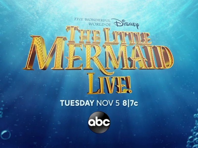 FIRST LOOK – THE LITTLE MERMAID LIVE! TEASER