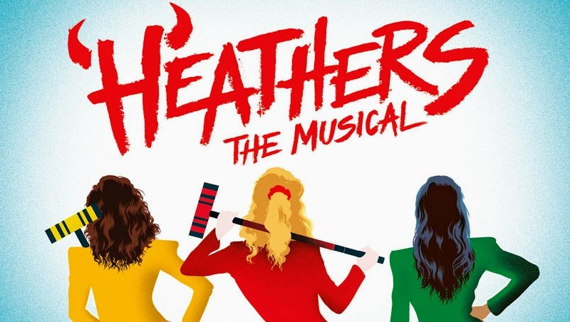 HEATHERS UK TOUR DATES ANNOUNCED