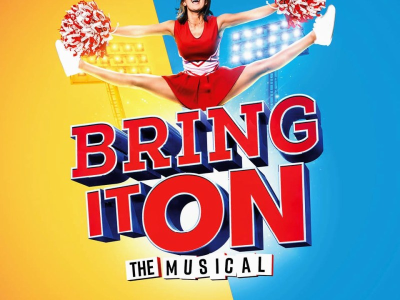 BRING IT ON – THE MUSICAL TO TOUR UK IN 2020