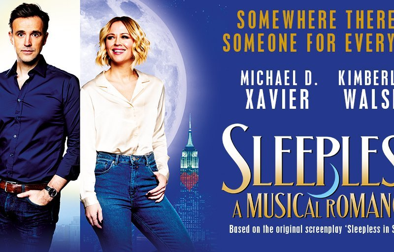 SLEEPLESS: A MUSICAL ROMANCE LONDON PREMIERE ANNOUNCED