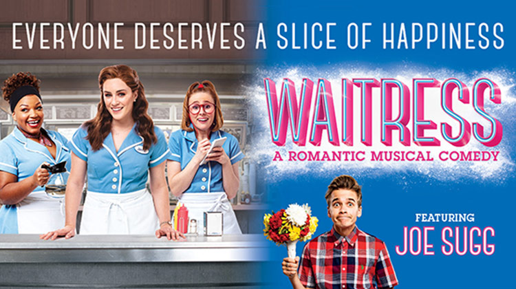 WEST END'S WAITRESS TO CLOSE – UK & IRELAND TOUR ANNOUNCED