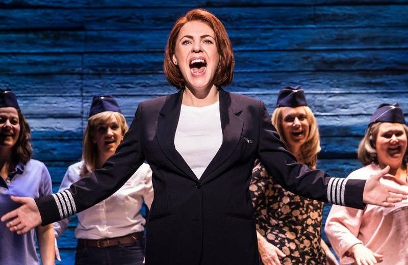 RACHEL TUCKER TO JOIN BROADWAY CAST OF COME FROM AWAY