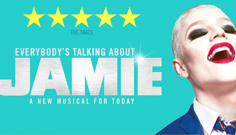 NEW WORLDWIDE PRODUCTIONS OF EVERYBODY'S TALKING ABOUT JAMIE ANNOUNCED