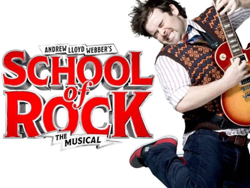 DAVID FYNN TO RETURN TO SCHOOL OF ROCK TO CLOSE SHOW