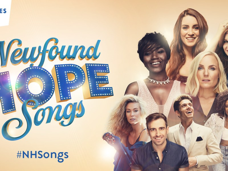 WEST END STARS JOIN NEWFOUND HOPE SONGS INITIATIVE