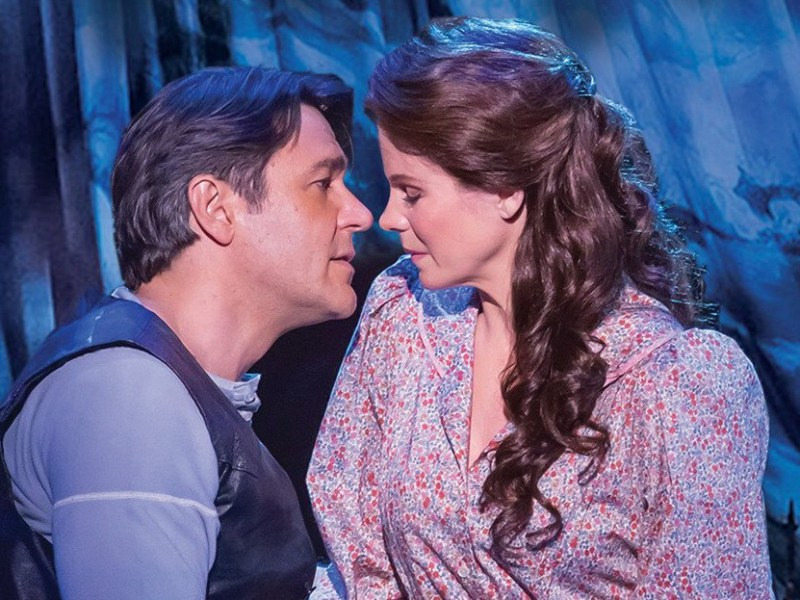 RODGERS AND HAMMERSTEIN'S CAROUSEL – STARRING KELLI O'HARA & JESSIE MUELLER – TO BE STREAMED ONLINE FOR FREE