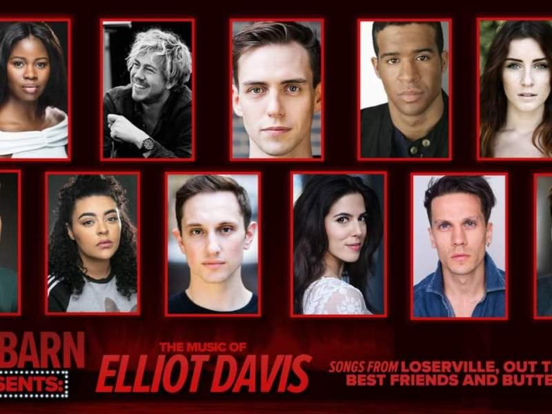 WEST END STARS ANNOUNCED FOR ELLIOT DAVIS VIRTUAL CONCERT