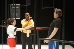All in the Timing production photo