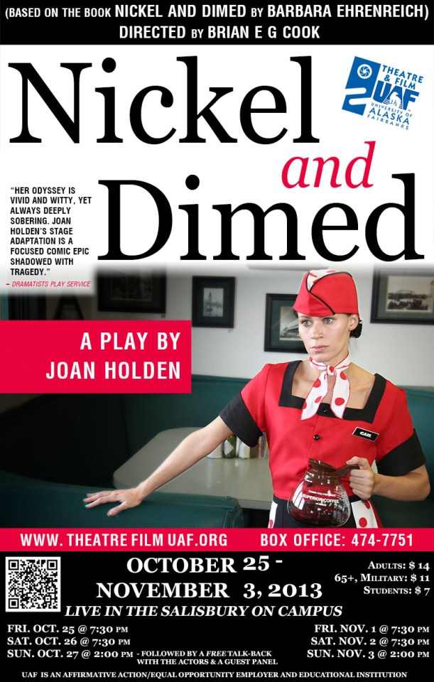 Nickel and Dimed poster