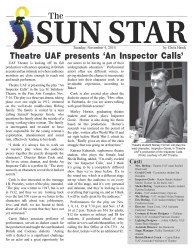 UAF Sun Star did an article about the production.