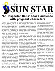 UAF Sun Star review