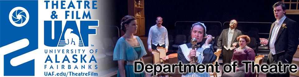 UAF Department of Theatre and Film