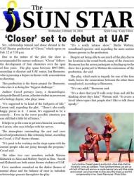 UAF Sun Star did a story (pdf)