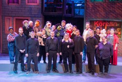 """""""Avenue Q"""" cast and musicians / IIT and Theatre UAF"""