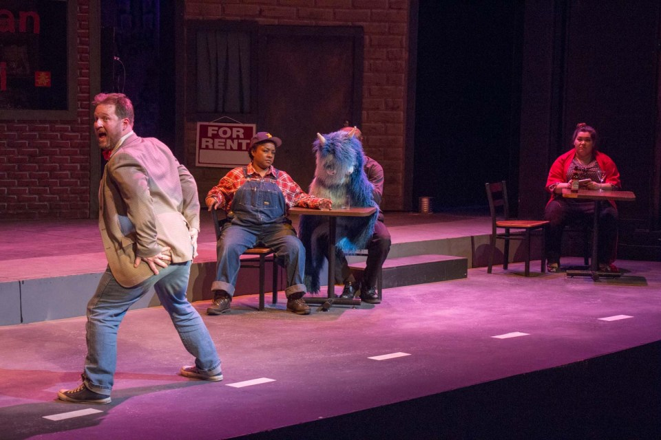 """Avenue Q"" production photo 133"