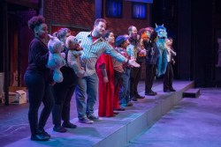 """Avenue Q"" production photo 166"