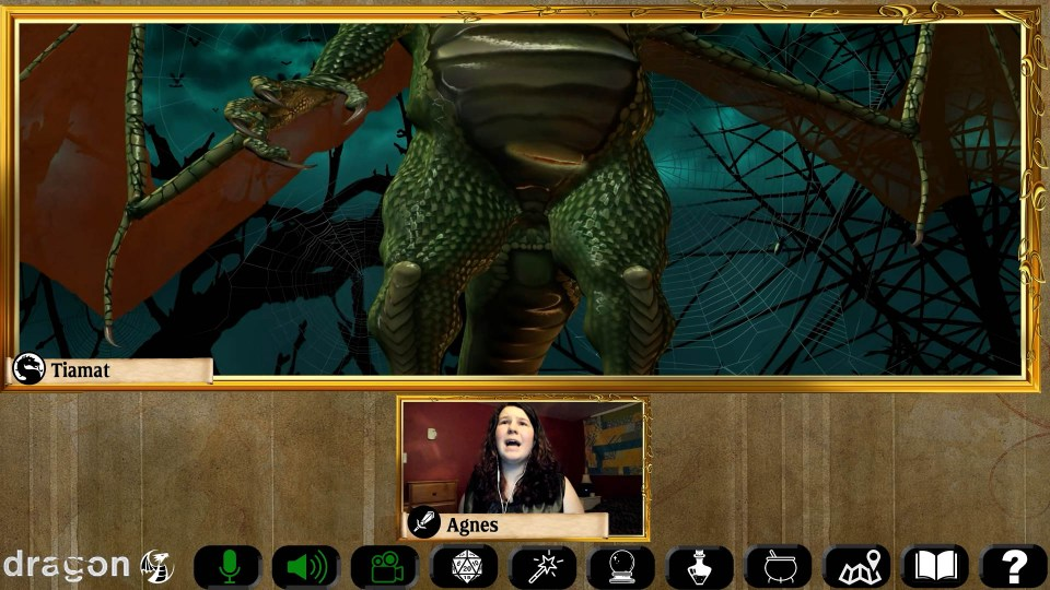 She Kills Monsters screen capture.