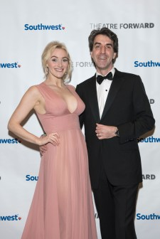 Betsy Wolfe and Jason Robert Brown