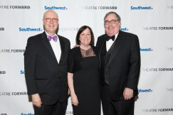 Bruce E. Whitacre, Pam Farr, and Buford Alexander